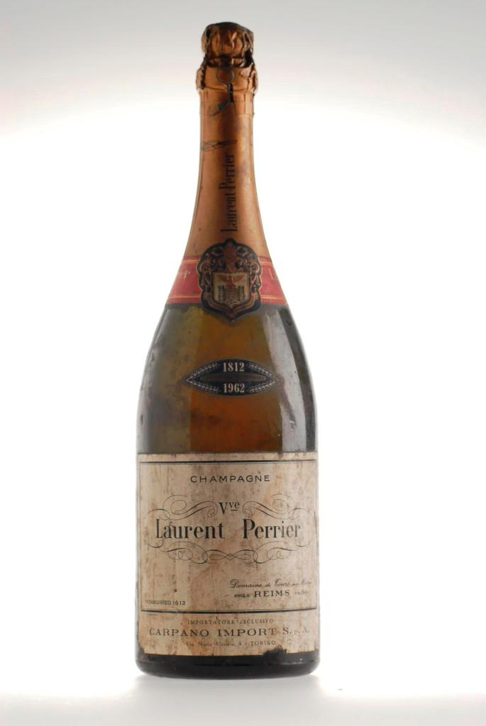 12. 1962 Laurent Perrier 1,5l