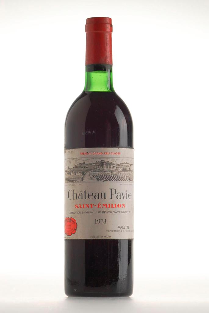 166. Chateau Pavie Saint-Emilion 1973