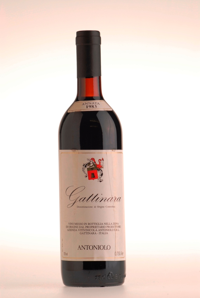 463. Gattinara Antoniolo 1983 Doc