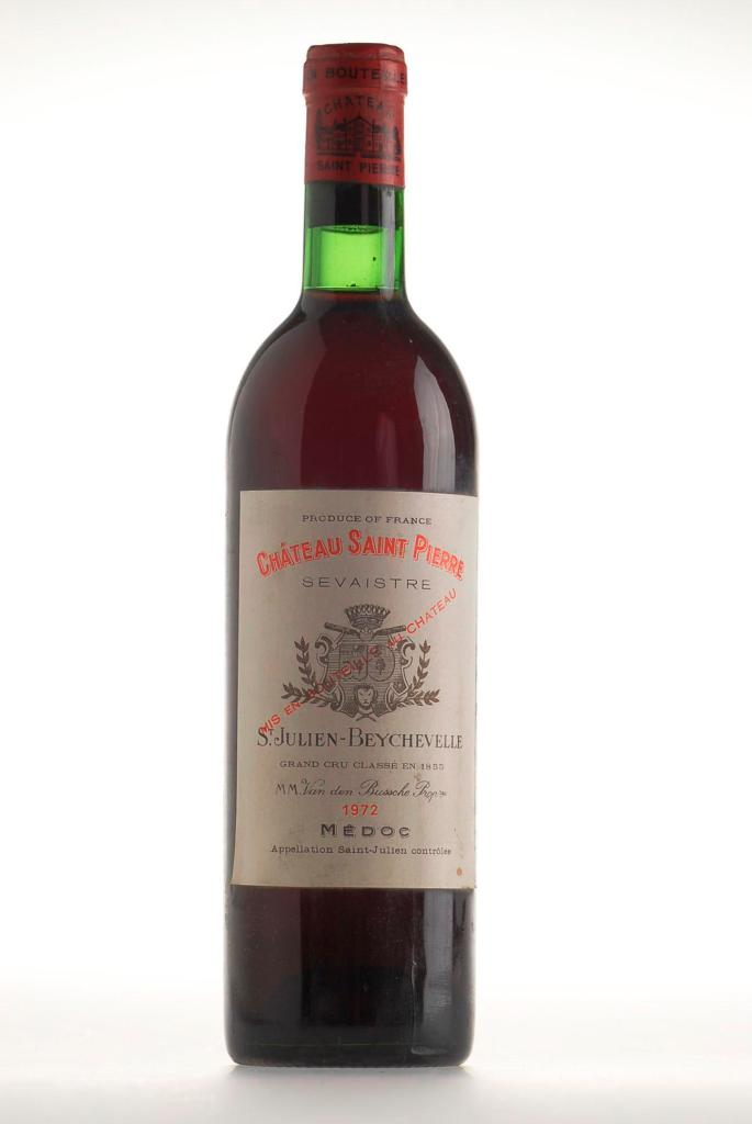 156. Chateau Saint Pierre St.Julien 1972