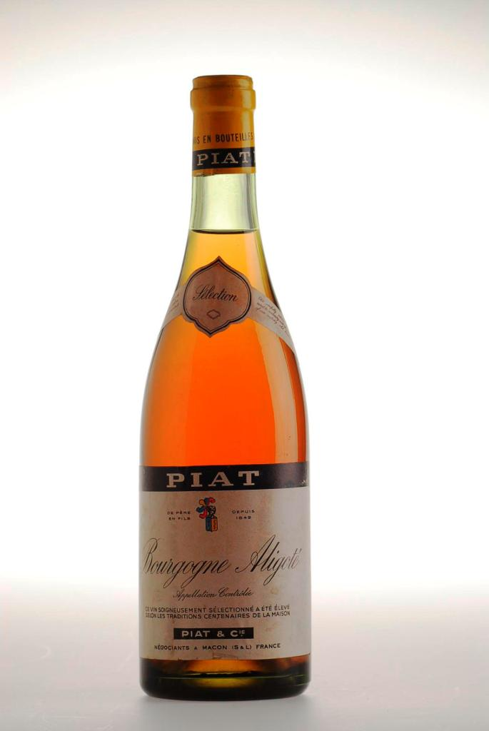 346. Bourgogne Aligote Selection Piat
